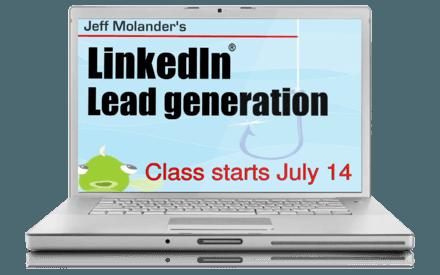 linkedin training for sales professionals